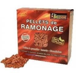 PELLETS DE RAMONAGE BOITE DE 1,5 KILOS