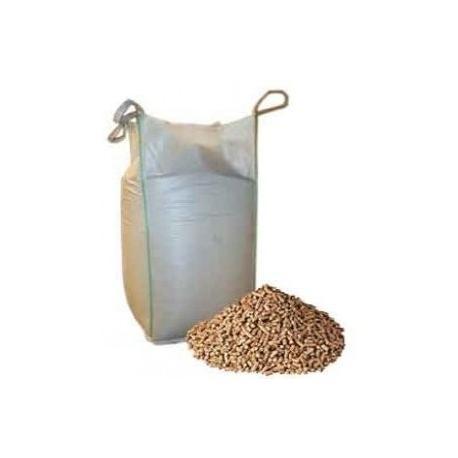 BIG BAG GRANULES DE BOIS DIN + 800 Kg