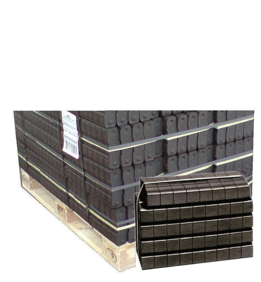 Briquettes De Lignite Demi Palette De 20 Packs De 44 Pieces