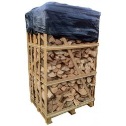 HÊTRE - FRÊNE - CHÊNE BOX BOIS 30 CM 3 Stères 2M3