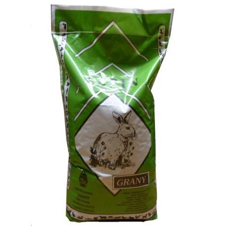 LAPIN GRANY LOOS ALIMENTS Qualité prémium SAC DE 25 Kg