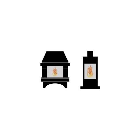 RAMONAGE-VACUITÉ CONDUIT+APPAREIL POÊLE-INSERT À PELLETS