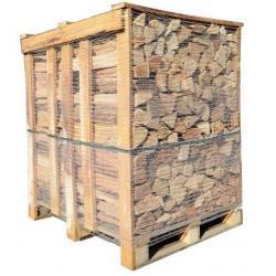 MELANGE CHÊNE CHARME HÊTRE ET FRÊNE BOX BOIS 33 CM 2,5 Stères 1.65 M3