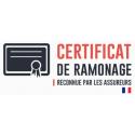 RAMONAGE-VACUITÉ CONDUIT + CHAUDIÈRE GAZ
