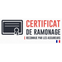 RAMONAGE-VACUITÉ CONDUIT CHEMINÉE FOYER OUVERT À BOIS