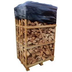 MELANGE CHÊNE CHARME HÊTRE FRÊNE BOX BOIS 25 CM 3.33 Stères 2M3